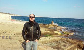 Marc Frommhold Global Traveller