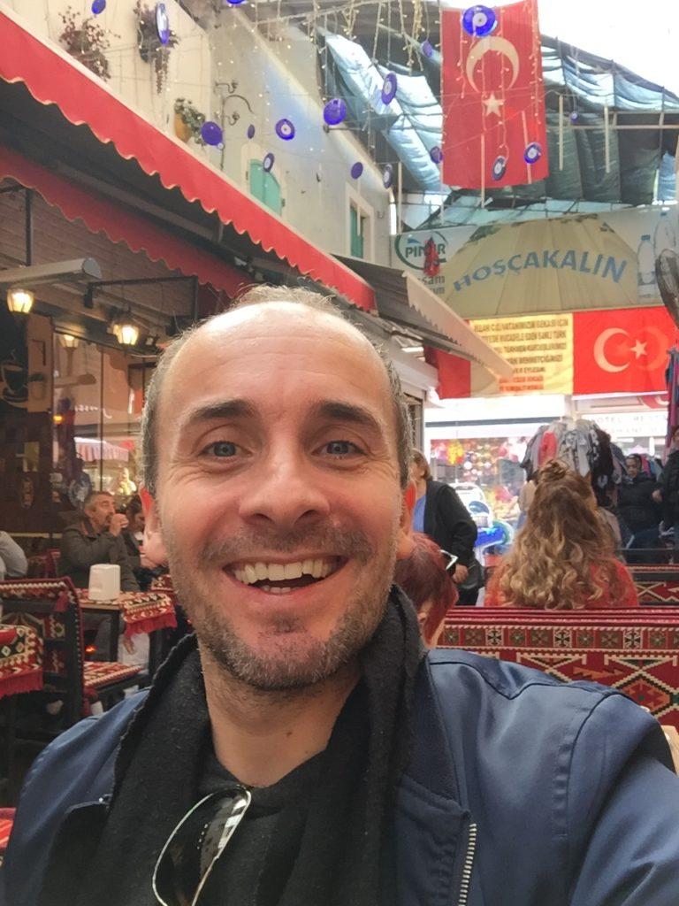 Besuch des Kemeralti-Basar in Izmir