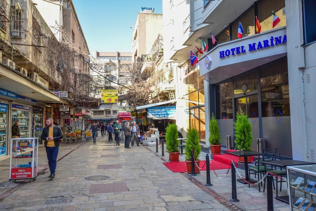 Izmir, das Rio De Janeiro der Türkei und der perfekte Ort für den Türkei Urlaub - Reiseführer Izmir 14 hotel marina konak izmir