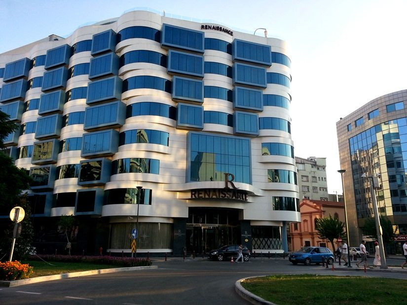 Izmir, das Rio De Janeiro der Türkei und der perfekte Ort für den Türkei Urlaub - Reiseführer Izmir 10 renaissance izmir hotel