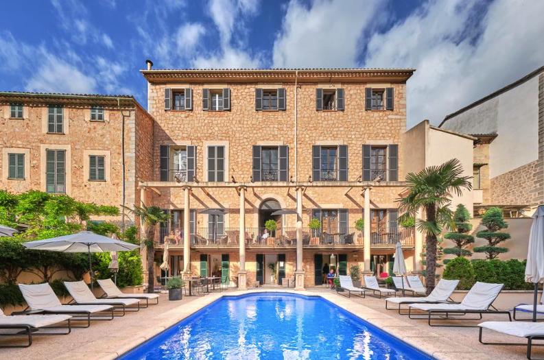 Soller auf Mallorca, bestes Hotel mit Top Bewertungen