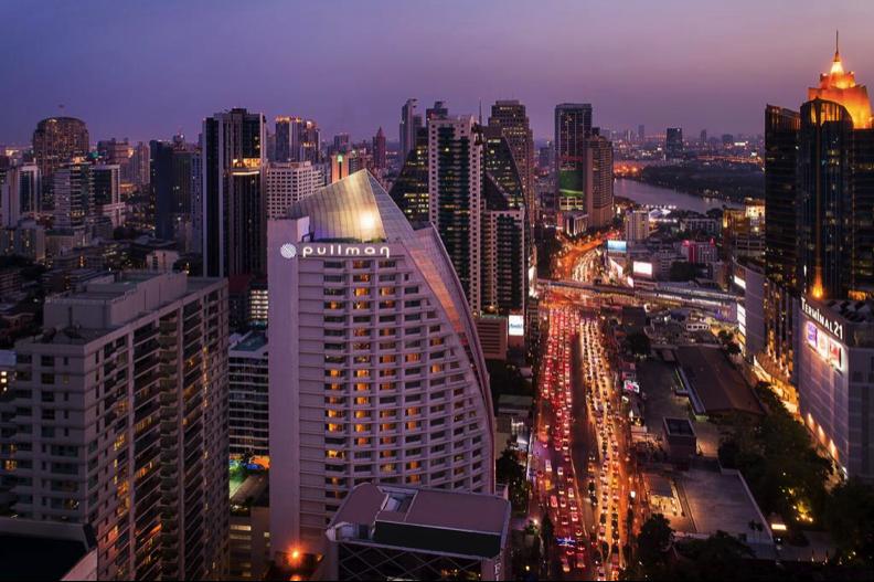 Pullmann Hotel Bangkok