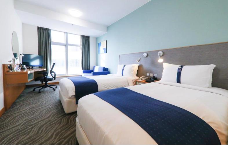 Holiday Inn Express Hongkong Hotel Hongkong Asien China