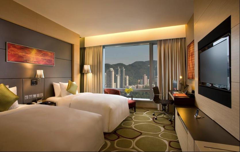 Hotel Crowne Plaza Hongkong Hongkong Asien China