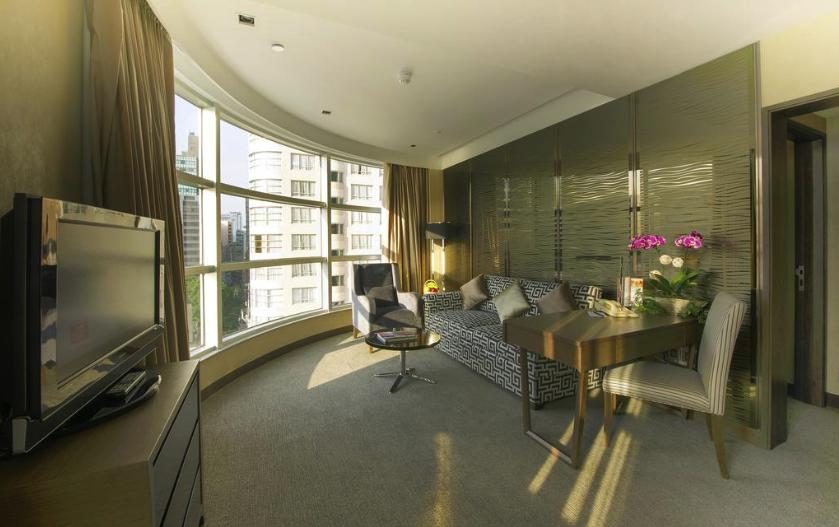 The Salisbury - YMACA of Hongkong Hotel Hongkong Asien China