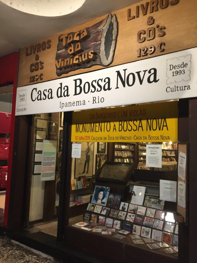 Brasilien  Bossa Nova