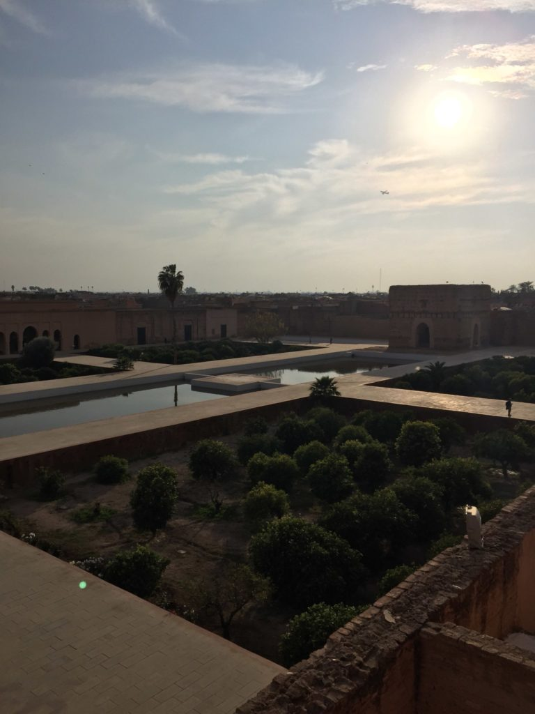 El Badi Marrakesch Marokko