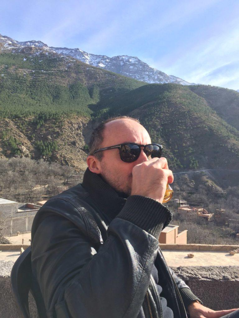 Imlil Atlasgebirge Marokko