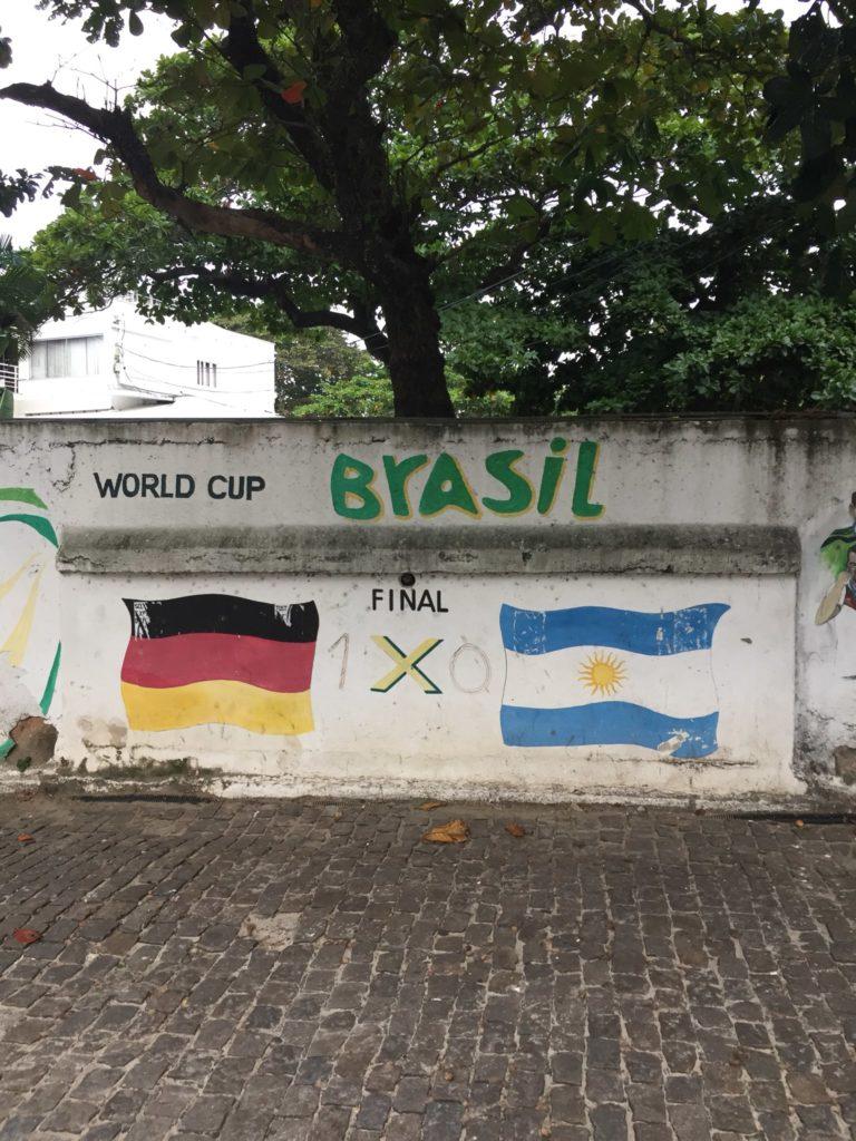 Rio de Janeiro  Brasilien  Weltmeisterschaft 2014