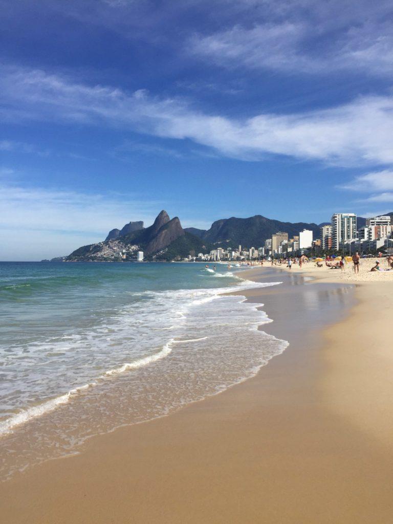 Ipanema  Rio de Janeiro Brasilien