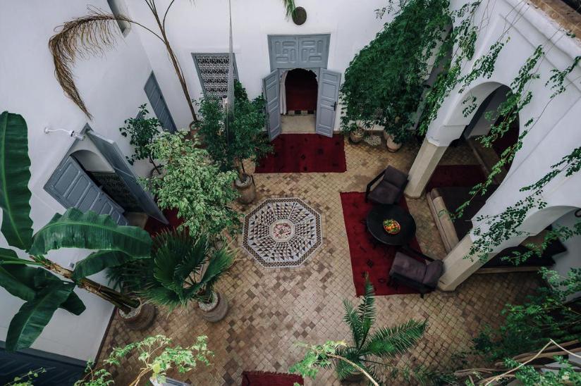 Marrakesch Hotel Unterkünfte