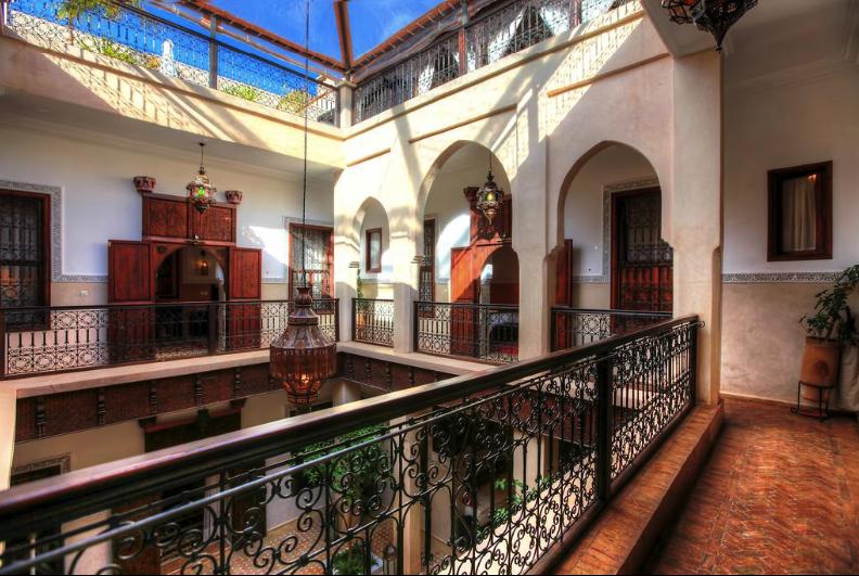 Übernachtung Marrakesch Medina