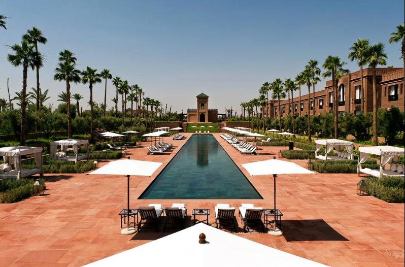 Marrakesch Hotel 5 Sterne