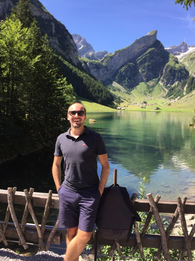 Marc Frommhold Seelapsee Schweiz Bodensee