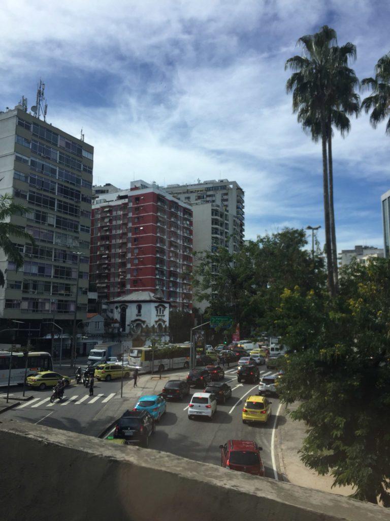 Rio de Janeiro  Verkehr