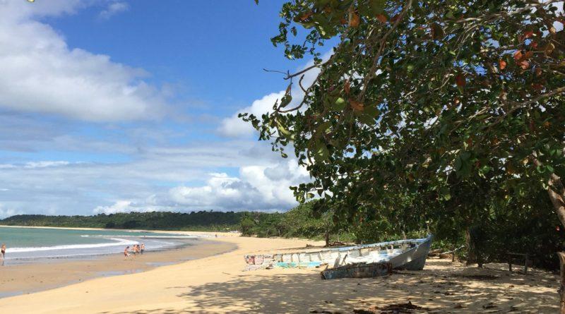 Bahia Beach Brasilien Urlaub