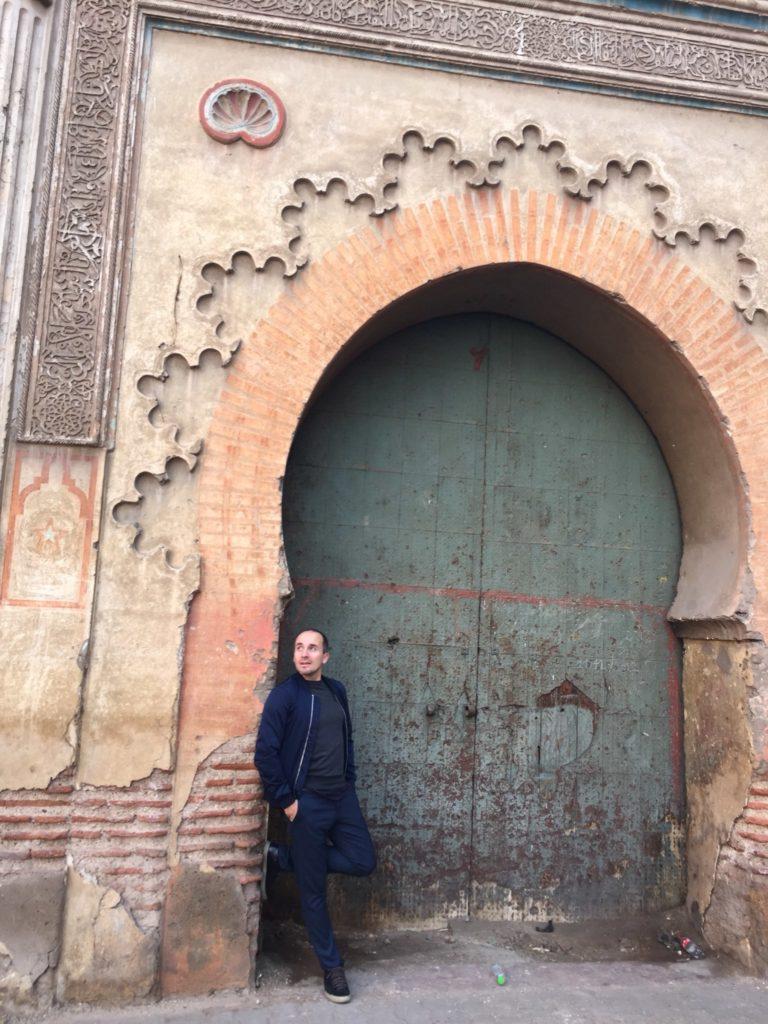 Marokko Weltenbummler Weltreise