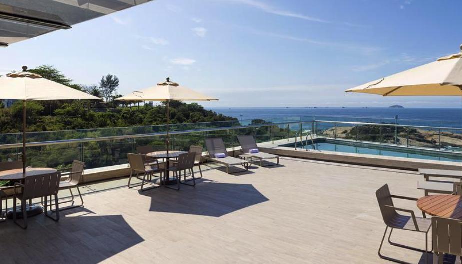 Gutes 4 Sterne Hotel Rio de Janeiro