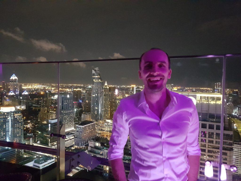Leben in Bangkok