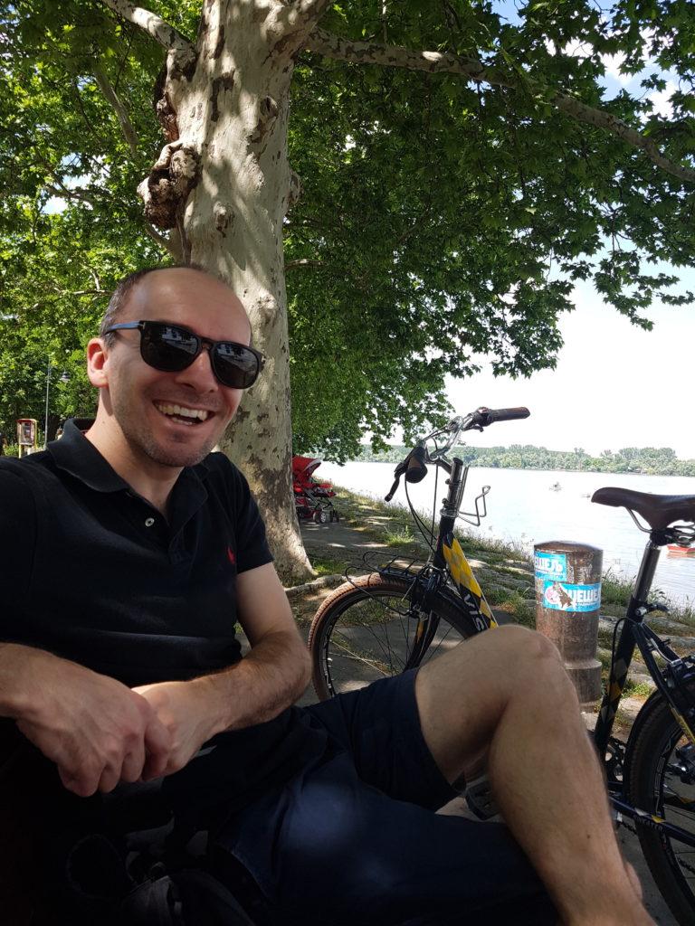 Donautour in Belgrad