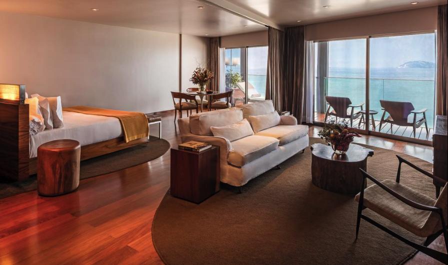 Die besten Hotels und Unterkünfte in Rio de Janeiro 4 Fasano Hotel