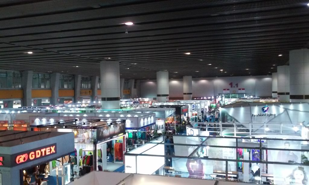 Kanton Messe , Canton Fair Trade, Guangzhou