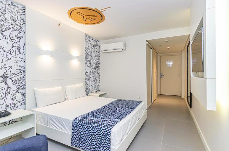 Die besten Hotels und Unterkünfte in Rio de Janeiro 8 Ibis Styles