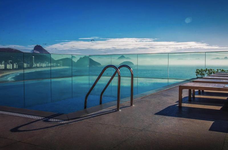 Die besten Hotels und Unterkünfte in Rio de Janeiro 5 Miramar