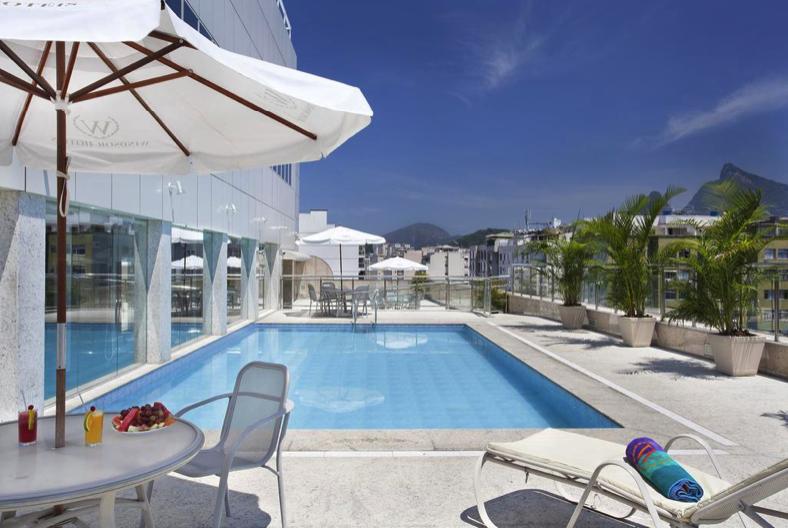 Die besten Hotels und Unterkünfte in Rio de Janeiro 9 Windsor