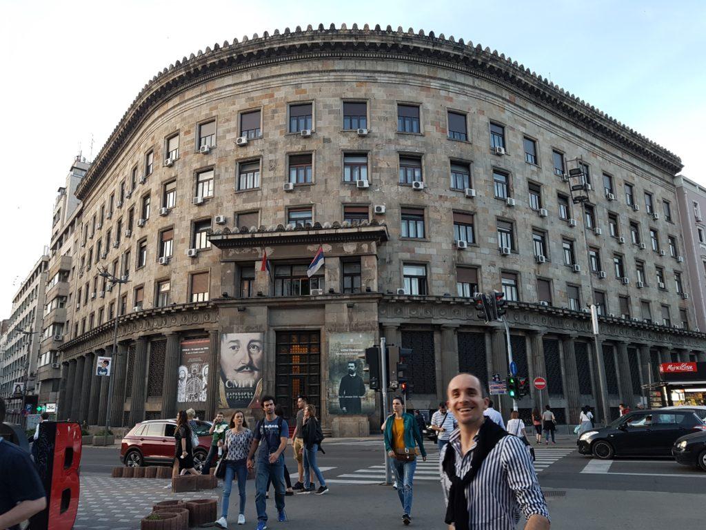 Mein Leben in Belgrad