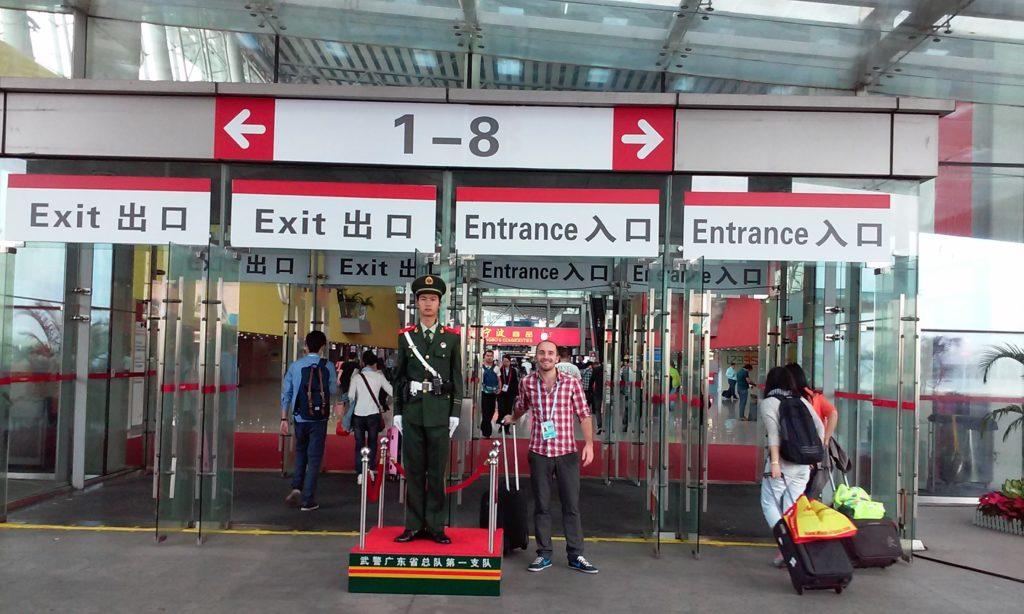 Kanton Messe Guangzhou