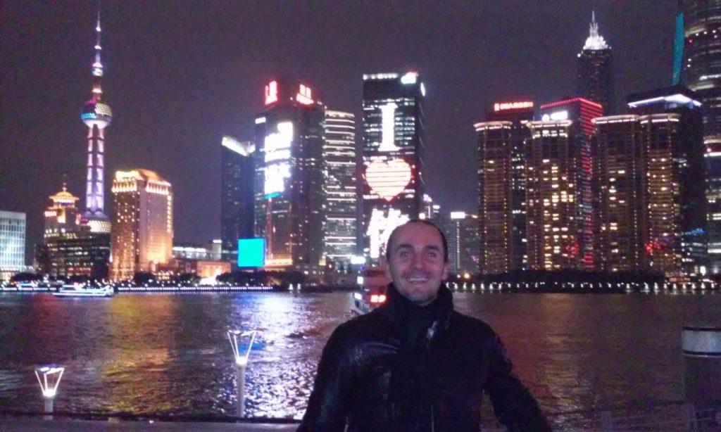 Shanghai China Bund