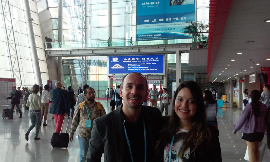 Kennst du die Kanton Messe in Guangzhou? 2 us in china canton fair