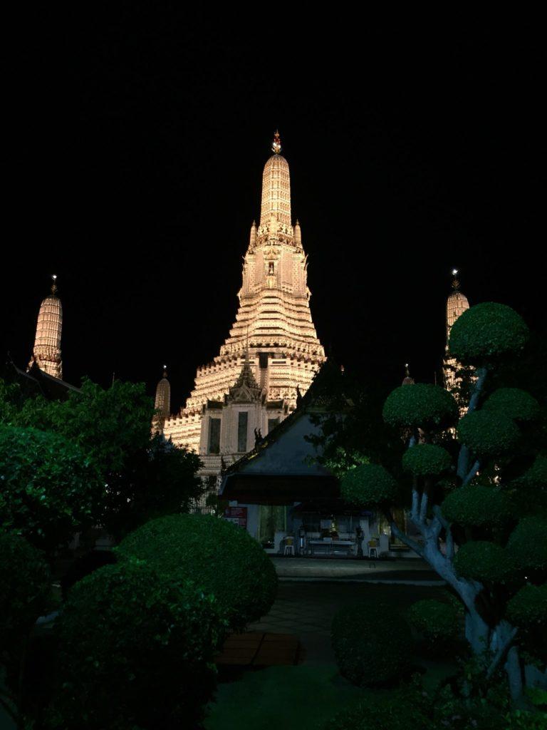Sehenswürdigkeiten Bangkok