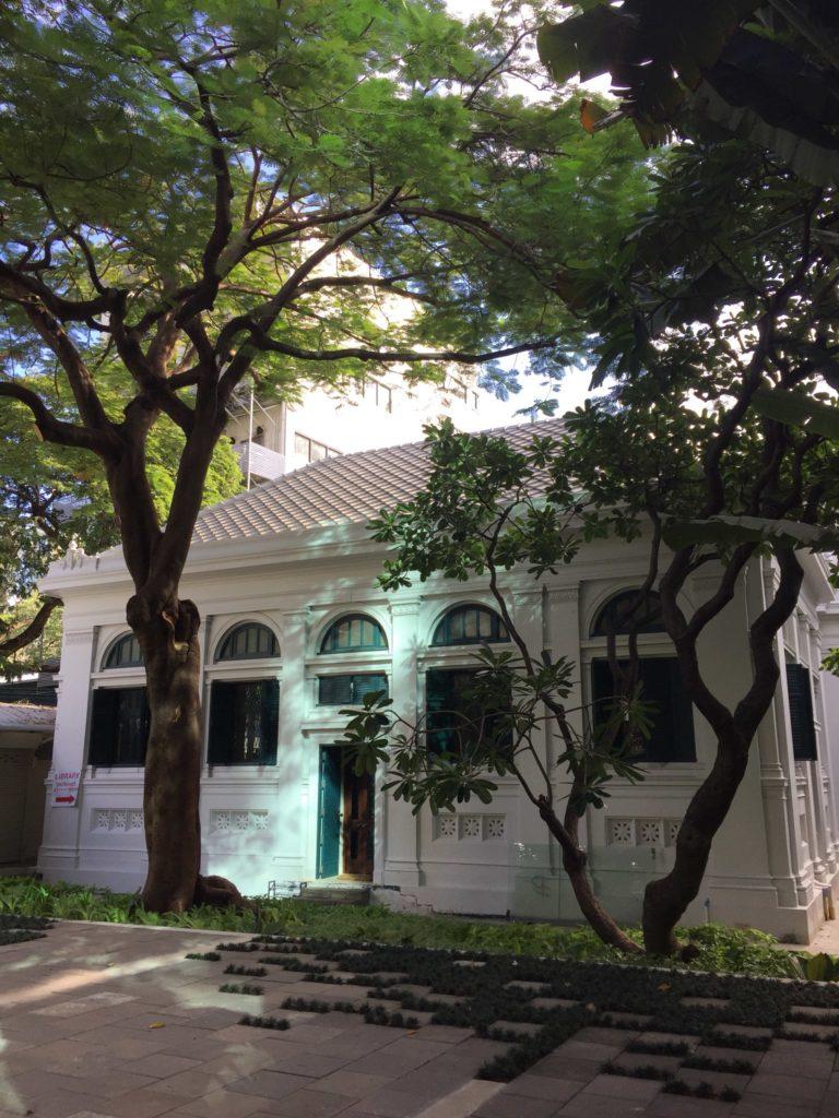 Geschichte Bangkok