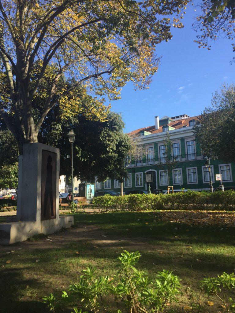 Principe Real Lissabon perfekter Tag in Lissabon