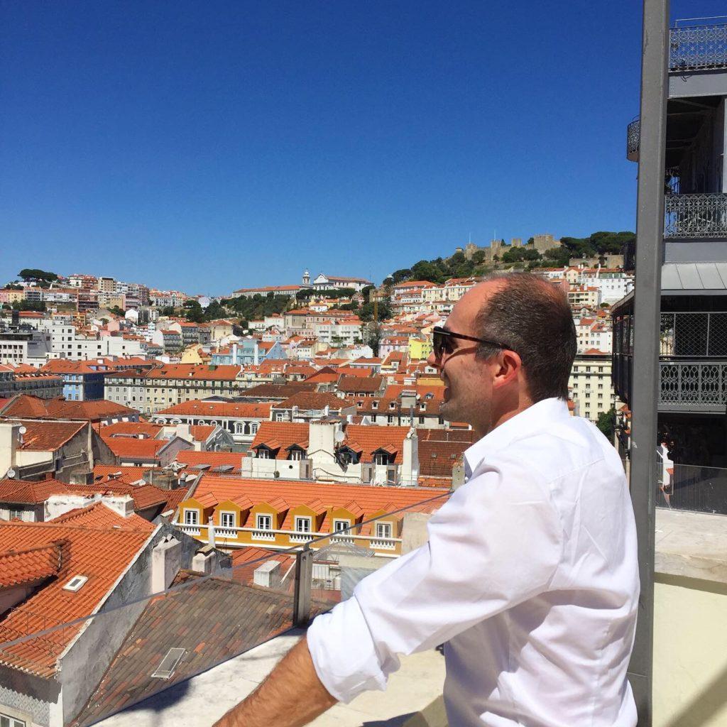 Überblick über Lissabon