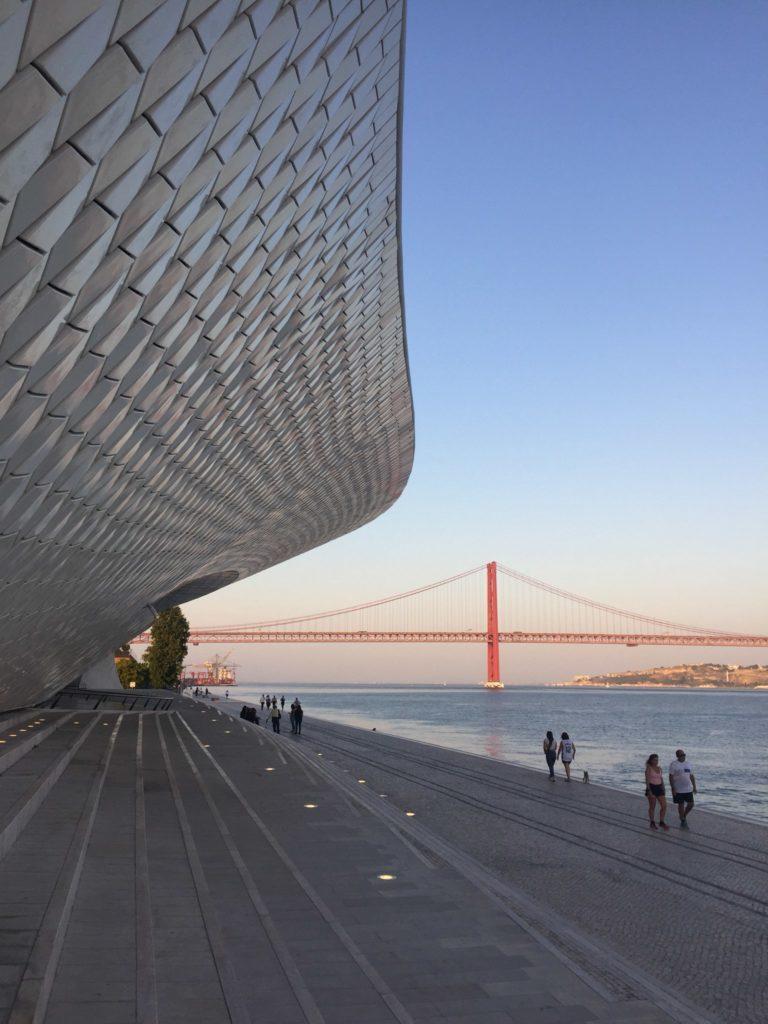MAAT Belem Museum Lissabon