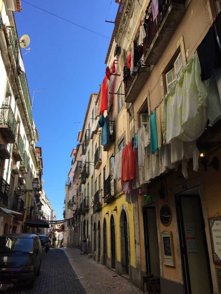 Chiado Lissabon