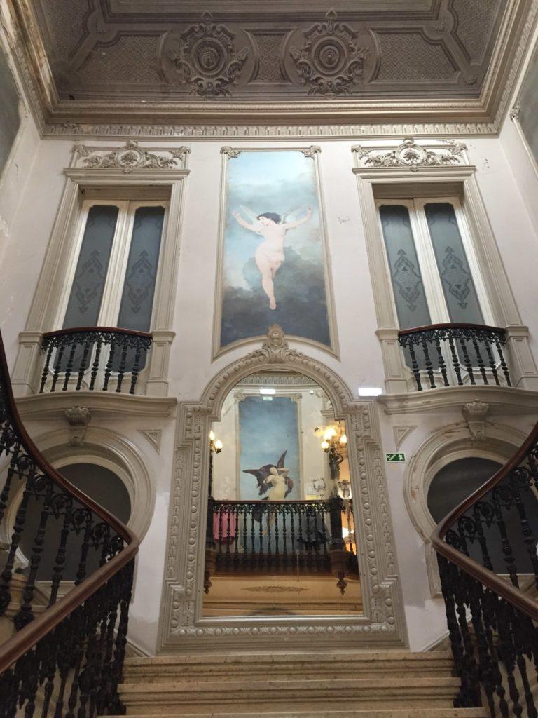 Kultur perfekter Tag in Lissabon