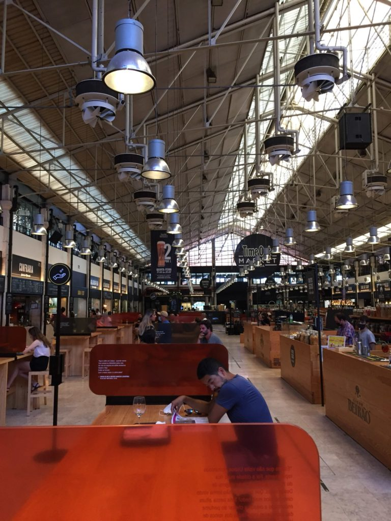 Time Out Foodhall Market Lissabon