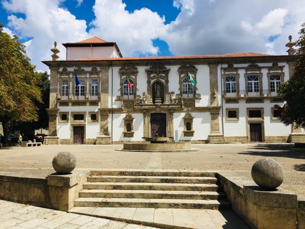 Guimarães Portugal Norden Porto
