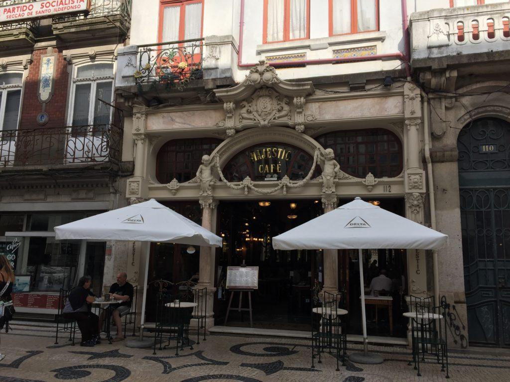 Cafe in Porto