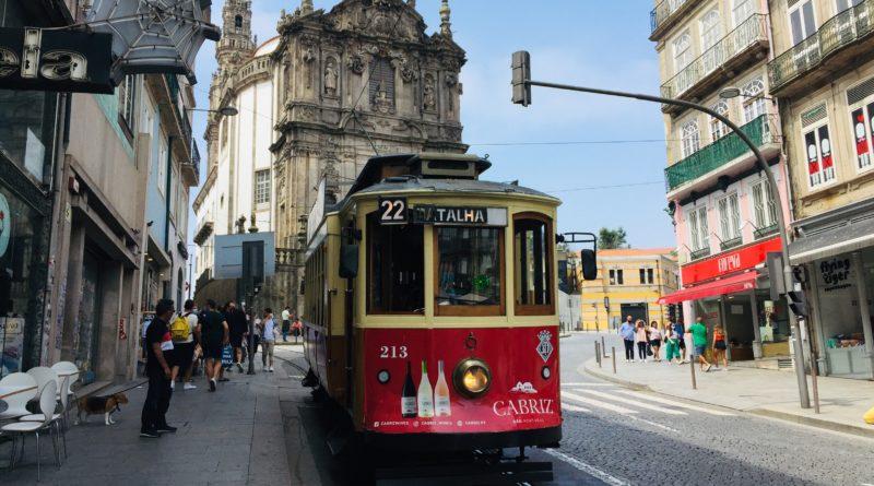 Sehenswürdigkeiten Porto