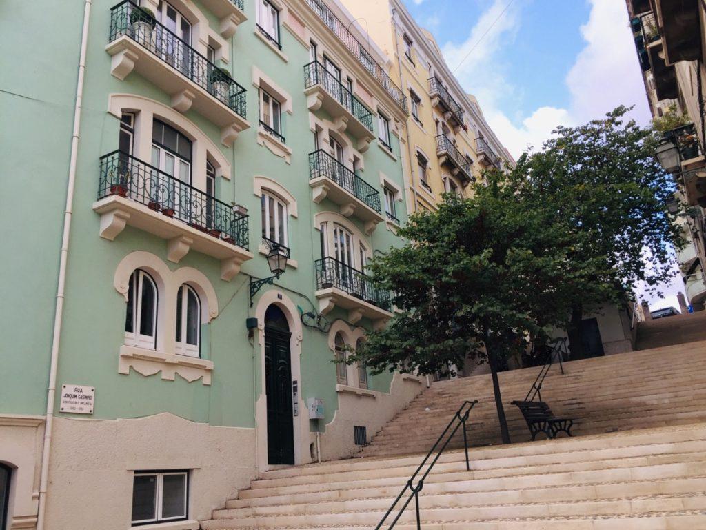 Estrela und Lapa - Leben in Lissabon 23 1