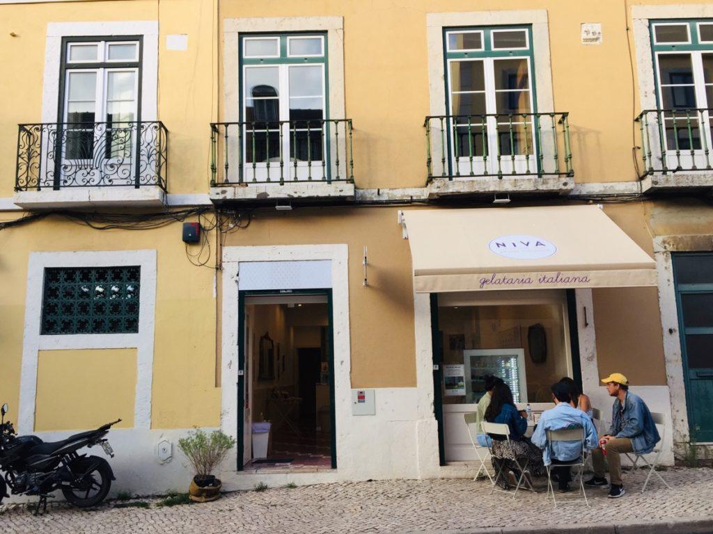 Estrela und Lapa - Leben in Lissabon 25 2