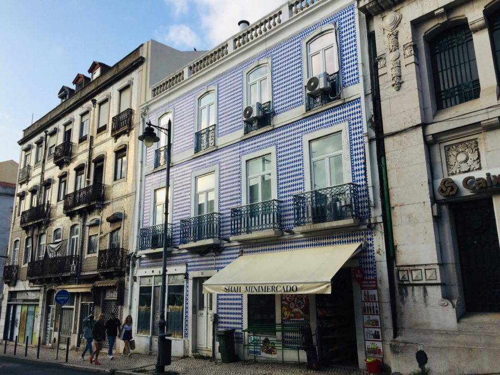 Estrela und Lapa - Leben in Lissabon 24 3