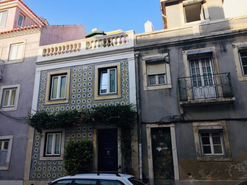 Estrela und Lapa - Leben in Lissabon 26 4