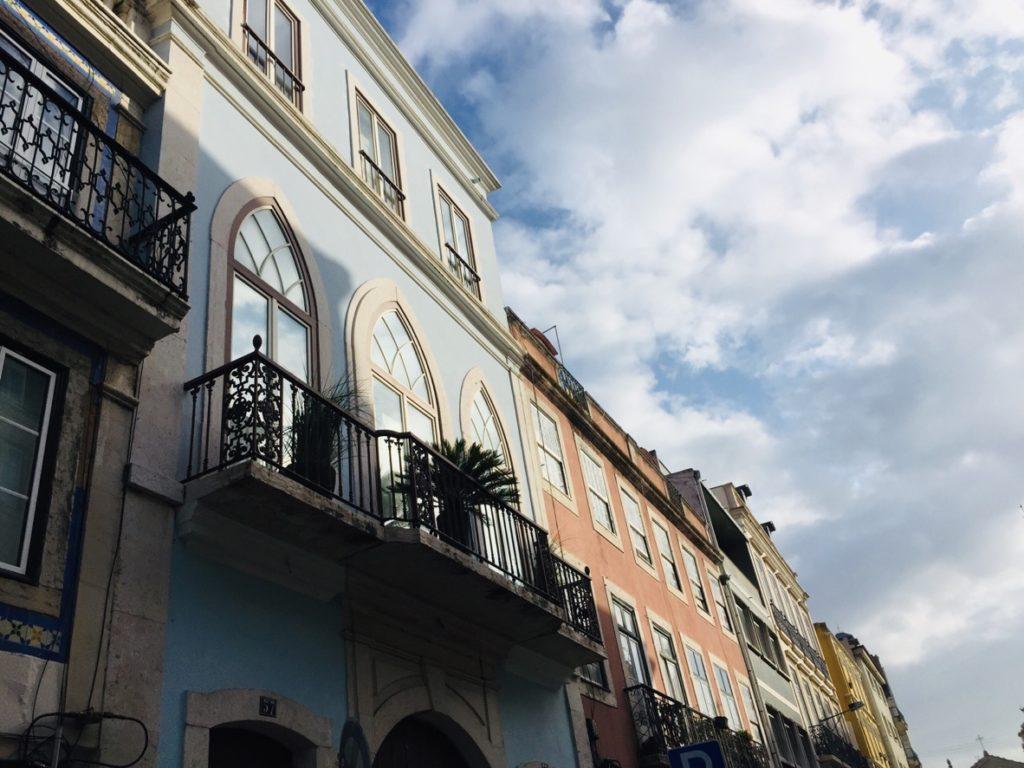 Estrela und Lapa - Leben in Lissabon 11 Haus Estrela