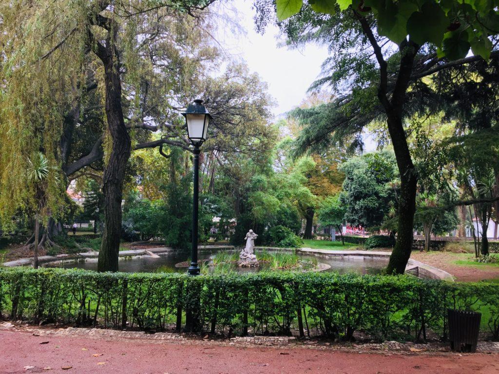 Estrela und Lapa - Leben in Lissabon 6 Jardim Estrela 1